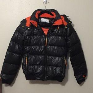 Rossignol JC de Castelbajac Black Winter Jacket.